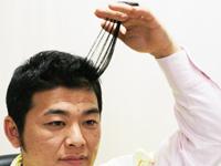 増毛した髪の長さの違い